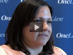 Dr. Nanda on Immunotherapy in Metastatic TNBC