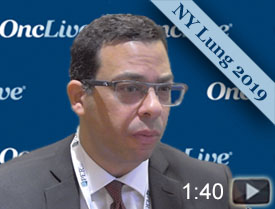 Dr. Hanna on Challenges With Consolidation Immunotherapy in Lung Cancer