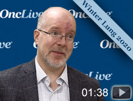 Dr. Pennell on Benefits of Liquid Biopsies in Lung Cancer