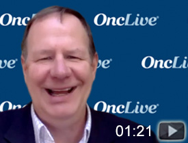 Dr. Naumann on Data With STRO-002 in Platinum-Resistant/Refractory Ovarian Cancer