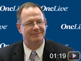 Dr. Naumann on Neoadjuvant Chemotherapy in Patients With Ovarian Cancer