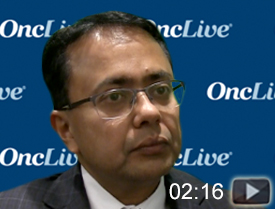 Dr. Agarwal on Unmet Needs in mRCC