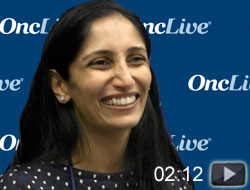 Dr. Somaiah on CMB305 in Soft Tissue Sarcoma