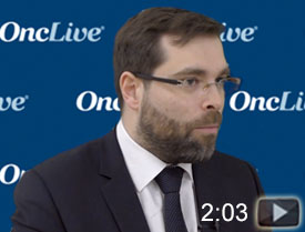 Dr. Girard on Rationale for PACIFIC-R Study for NSCLC