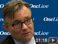 Dr. Nowakowski on the Potential Role of Immunotherapy in MCL