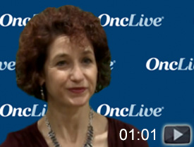 Dr. Noy on Next Phase of a Trial With Devimistat in Relapsed/Refractory Burkitt Lymphoma