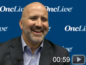 Dr. O'Malley on the FORWARD II Phase Ib Study in Ovarian Cancer