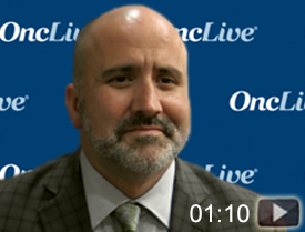 Dr. O'Malley on Toxicity Profiles of PARP Inhibitors in Ovarian Cancer
