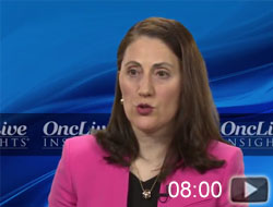 Upfront Immunotherapy for NSCLC