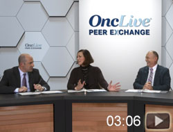 Treatment Options for First- and Second-Line Left-Sided CRC