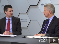 Up-Front Therapy in Follicular Lymphoma