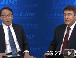 Newly Diagnosed Advanced HCC: Frontline Therapy Overview