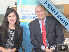 OncLive News Network On Location: ESMO 2019 Day 1