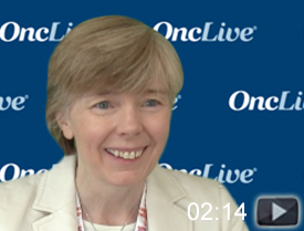 Dr. O'Reilly on Agents in Development in Advanced Pancreatic Cancer