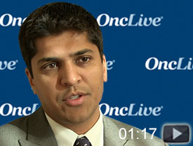 Dr. Aggarwal on the Future of ADT for Patients With Prostate Cancer