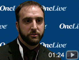 Dr. Brammer on Brentuximab Vedotin for Patients With T-Cell Lymphoma