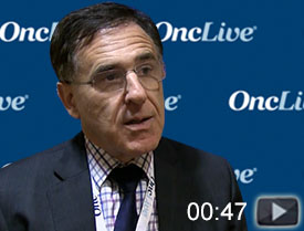 Dr. Feldman on Durvalumab for Patients With Lung Cancer