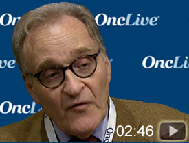 Dr. Gordon on the Concerns of CAR T-Cell Therapy