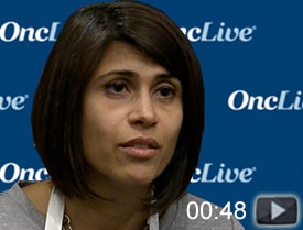 Dr. Karmali on the Future of CAR T-Cell Therapy in DLBCL