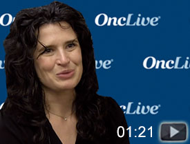 Dr. Majure on Unmet Needs for Patients With TNBC