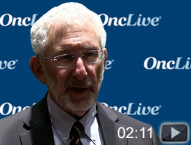 Dr. Markman on Endpoints in Clinical Trials for Ovarian Cancer