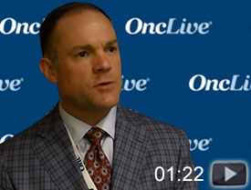 Dr. McCollum on Drug Sequences for Patients With CRC