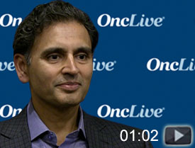 Dr. Mehta on Stem Cell Transplant in Multiple Myeloma