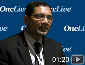 Dr. Simon on Durvalumab for Patients With Lung Cancer
