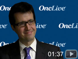 Dr. Skoulidis on Combining Chemotherapy and Immunotherapy in NSCLC