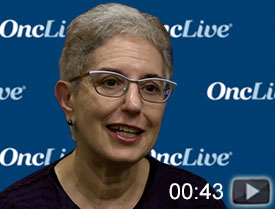 Dr. Winter on Checkpoint Inhibitors for Hodgkin Lymphoma