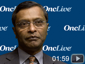 Dr. Ramanathan Discusses the Treatment of Pancreatic Cancer