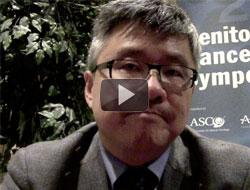Dr. William Oh Discusses Dasatinib in Metastatic CRPC