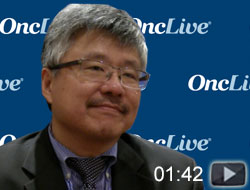 Dr. Oh on the Role of Docetaxel in Metastatic Hormone-Sensitive Prostate Cancer