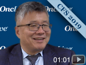 Dr. Oh on Choosing AR-Targeted Therapy Versus Chemotherapy in mHSPC