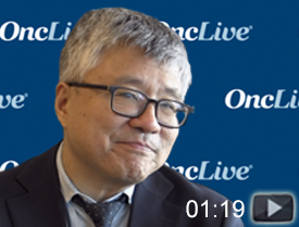 Dr. Oh on Results From the PRINT Trial in mCRPC