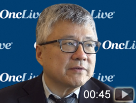 Dr. Oh on Remaining Challenges With Prostate Cancer Treatment