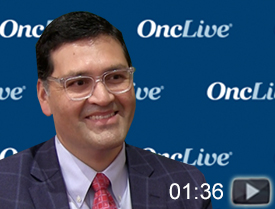 Dr. Berdeja Discusses Next Steps With bb2121 in Multiple Myeloma