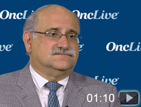 Dr. Gomella on the FDA Approval of Apalutamide for Nonmetastatic CRPC