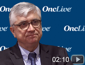 Dr. Schuster on Long-Term Outcomes of Lenalidomide and Rituximab in MCL