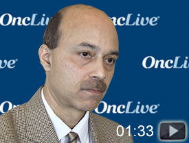 Dr. Sonpavde on Novel Prognostic Marker for Atezolizumab in Bladder Cancer