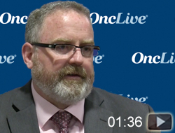 Dr. O'Neil Discusses the Development of Biomarkers for CRC