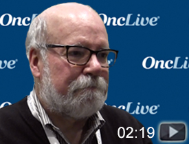 Dr. Otterson on When to Start Immunotherapy in NSCLC