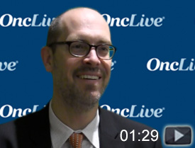 Dr. Overman on the Combination of Atezolizumab and Bevacizumab in HCC