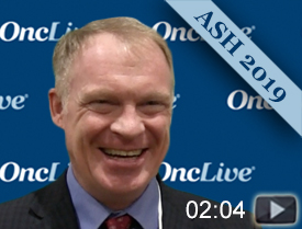 Dr. Brown on Blinatumomab Versus Chemotherapy as Post-Reinduction Therapy in B-ALL