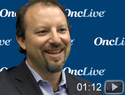 Dr. Hamlin on Early Study of Ibrutinib/Buparlisib in MCL, FL, and DLBCL