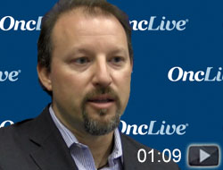 Dr. Hamlin on Toxicities Associated With Ibrutinib and Buparlisib in MCL, FL, and DLBCL
