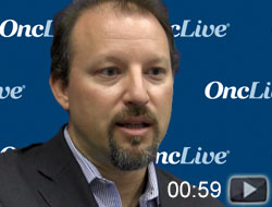 Dr. Hamlin on Next Steps With Ibrutinib/Buparlisib in MCL, FL, and DLBCL