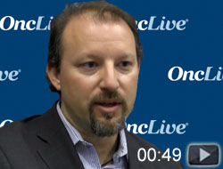 Dr. Hamlin on Future Combination Strategies in the MCL Landscape