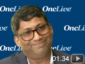 Dr. Hari on Current State of Frontline Therapy in Myeloma