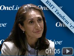 Dr. Kebriaei on the Iomab-B Clinical Trial